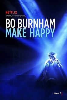 image Bo Burnham: Make Happy