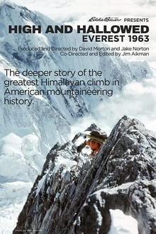 Image High and Hallowed: Everest 1963