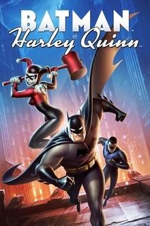 Image Batman et Harley Quinn