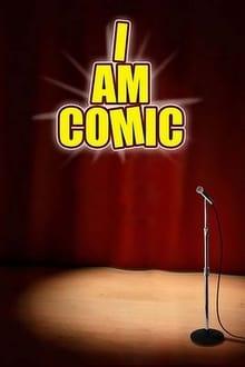 Image I Am Comic
