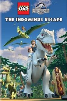 Image LEGO Jurassic World - L'évasion de l'Indominus