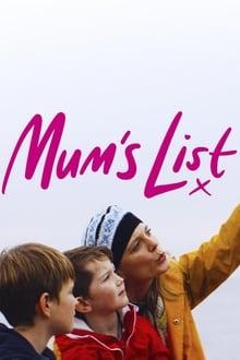 Image Mum's List