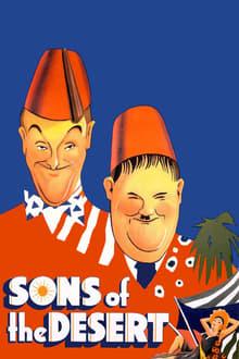 Laurel et Hardy - Les Compagnons de la nouba (1933)