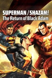 Image Superman/Shazam - Le retour de Black Adam