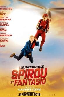 Image Les aventures de Spirou et Fantasio