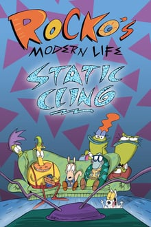Image Rocko's Modern Life: Static Cling