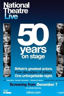 Image National Theatre Live: 50 Years on Stage