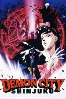 Image Demon City Shinjuku