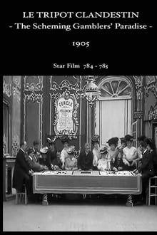 Le tripot clandestin (1905)