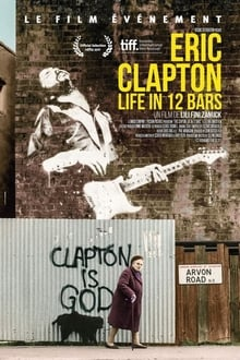Image Eric Clapton : Life in 12 Bars