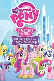 Image My Little Pony Friendship Is Magic: Adventures In The Crystal Empire