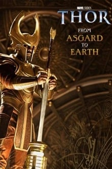 Thor: From Asgard to Earth series tv