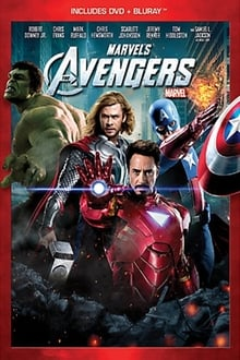 The Avengers: A Visual Journey series tv