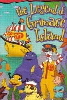 Image The Wacky Adventures of Ronald McDonald: The Legend of Grimace Island
