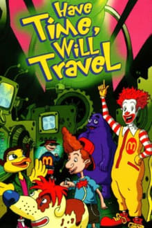 Image The Wacky Adventures of Ronald McDonald: Have Time, Will Travel