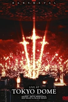 thumb BABYMETAL: Live At Tokyo Dome Streaming