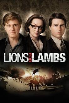 Image Lions et Agneaux