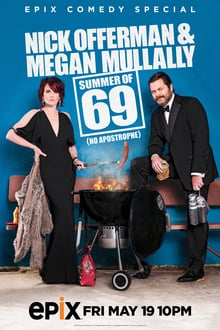 Image Nick Offerman & Megan Mullally - Summer of 69: No Apostrophe
