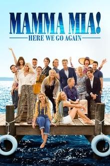Voir Mamma Mia ! Here We Go Again (2018) en streaming