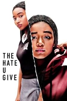 Voir The Hate U Give - La Haine qu'on donne en streaming