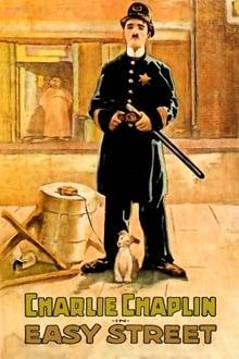 Charlot policeman (1917)