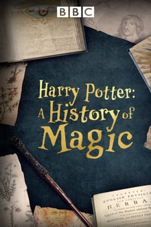 Harry Potter: A History Of Magic series tv