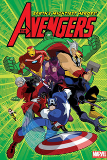 The Avengers: Earth's Mightiest Heroes - Prelude series tv