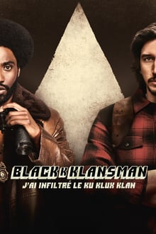 Image BlacKkKlansman : J'ai infiltré le Ku Klux Klan 2018