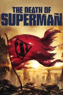 La Mort de Superman series tv