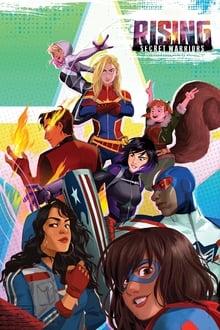 Image Marvel Rising: Secret Warriors