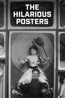 Les affiches en goguette (1906)