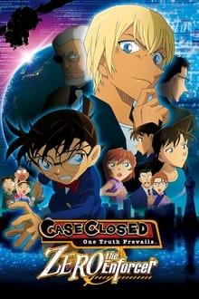 Image Détective Conan - L'Exécutant de Zéro