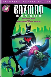 Image Batman Beyond: Tech Wars / Disappearing Inque