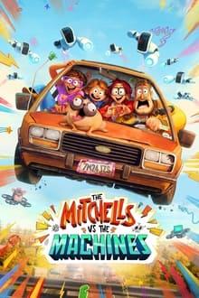 Image Les Mitchell contre les Machines
