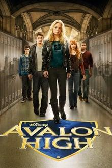 Image Avalon High : Un amour légendaire