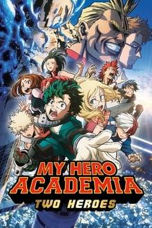 Image My Hero Academia : Two Heroes