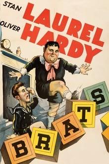 image Laurel et Hardy - Les Bons Petits Diables