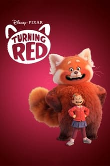 Turning Red series tv