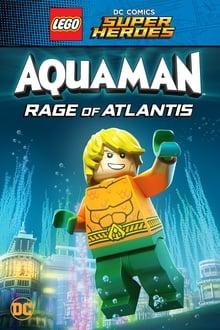 Image LEGO DC Comics Super Héros - Aquaman - Rage of Atlantis