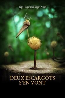 Image Deux Escargots S'ent Vont