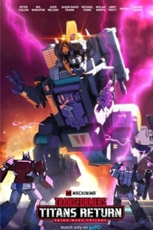 Transformers: Titans Return series tv