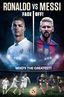 Image Ronaldo vs. Messi: Face Off!