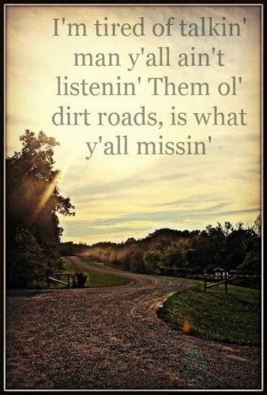 Image Dirt Road To Lafayette
