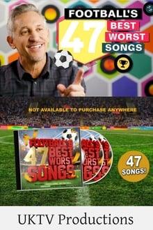 Image Football's 47 Best Worst Songs