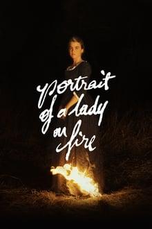 Image Portrait de la jeune fille en feu