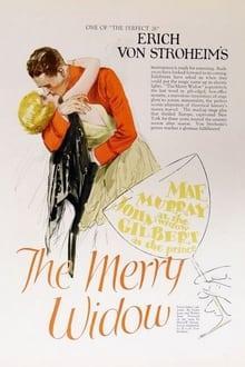 La Veuve joyeuse (1925)