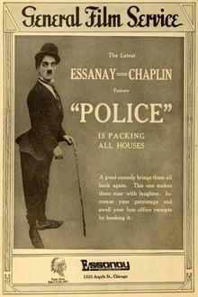 Charlot cambrioleur (1916)