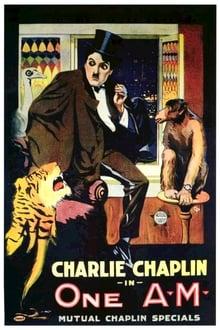 Charlot rentre tard (1916)