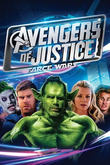Avengers of Justice: Farce Wars series tv
