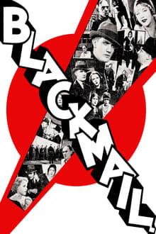 Chantage (1929)